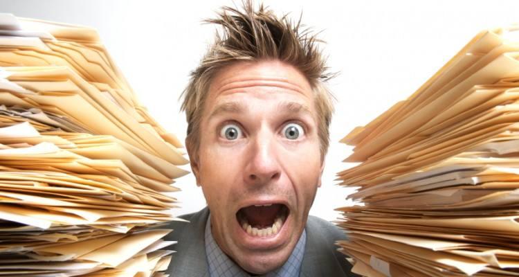 Stres na poslu